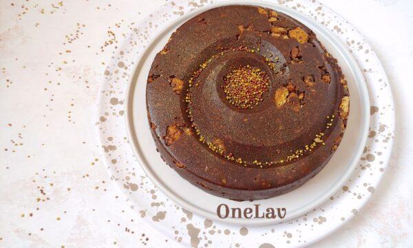 Torta salame di cioccolato senza cottura