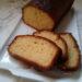 plumcake soffice limone e olio d'oliva