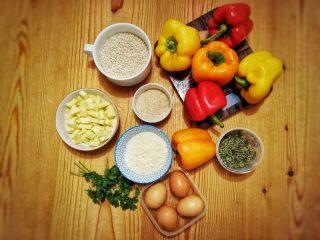 ingredienti pronti