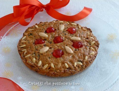 Zelten trentino, dolce di Natale tipico del Trentino Alto Adige