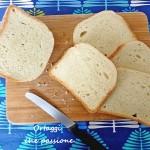 Pane quotidiano con pasta madre
