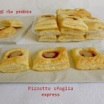 Pizzette sfoglia express