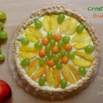 Crostata alla frutta fresca, dolce