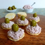Mousse di mortadella, ricetta light