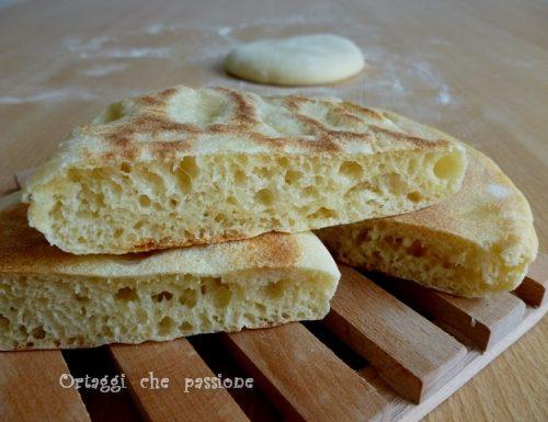 Panini in padella, ricetta pane facile e veloce