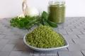 Sale verde aromatizzato, ricetta
