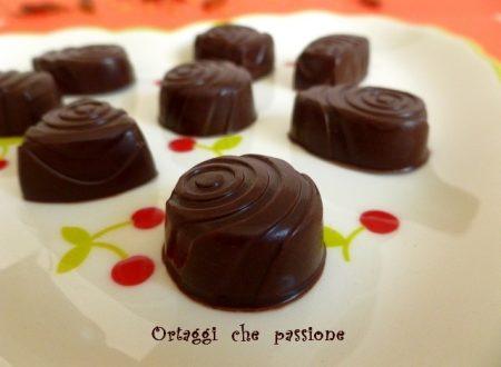 Cioccolatini fatti in casa, ricetta per San Valentino
