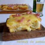 Torta salata di pane (pancarrè)