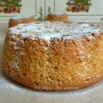 Torta Pandoro per natale con lievito madre