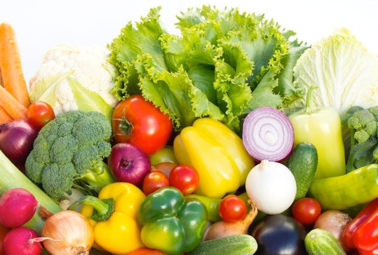 Verdure legumi e aromi stagionalita 39 ortaggi che passione - Immagine di frutta e verdura ...