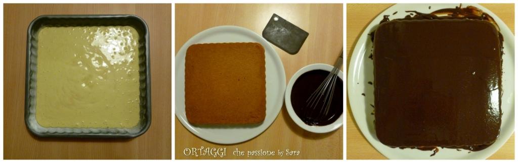 Quadrotti arancia e cioccolato Ortaggi by Sara