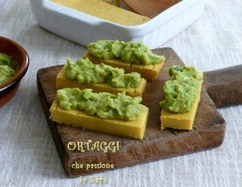 Farifrittata e guacamole