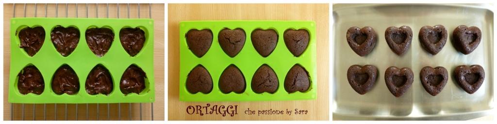 Muffin cacao farciti senza glutine Ortaggi che passione by Sara