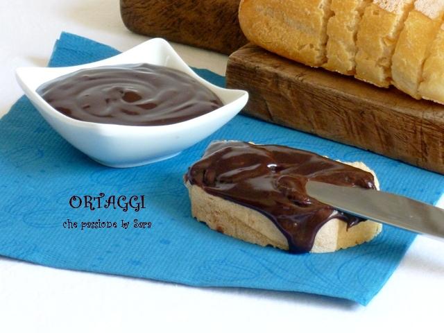 Crema di nocciole simil Nutella Ortaggi che passione