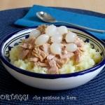 Patate tonno e cipolline, ricetta