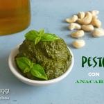 Pesto con anacardi