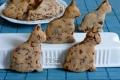 Biscotti di riso al cioccolato, senza glutine