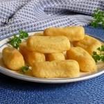 Crocchette di patate al forno, ricetta senza uova