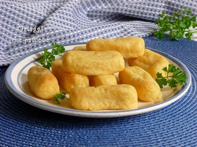 Crocchette di patate al forno Ortaggi che passione by Sara