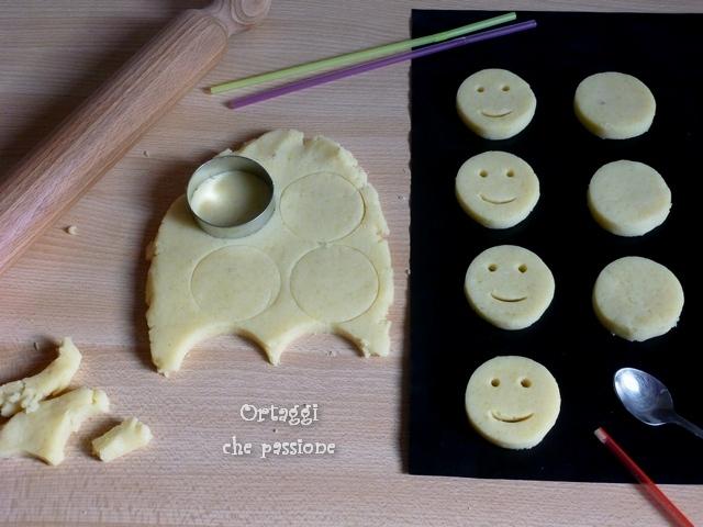 Crocchette di patate al forno SMILE Ortaggi che passione by Sara