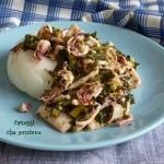Calamari con verdura, ricetta
