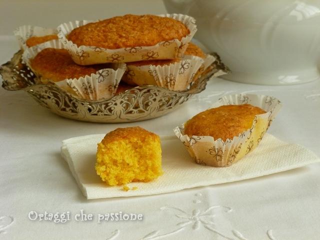 Camille mini plumcake senza glutine Ortaggi che passione by Sara