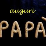 Biscotti papà ricetta veloce 19 marzo