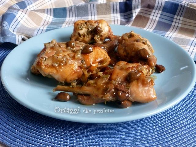 Coniglio al forno come cucinare il coniglio for Cucinare wurstel al forno