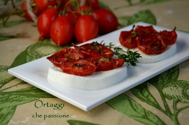 Caprese Vesuvio, ricette pomodorini del Piennolo | Ortaggi