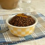 ricetta lenticchie all'arancia, ricette semplici