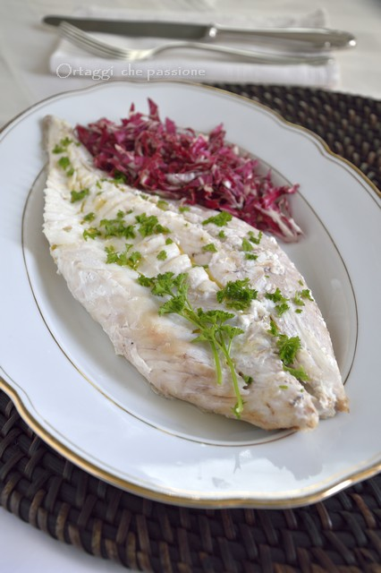 Pesce san pietro, ricetta