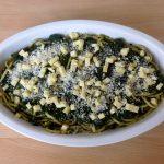 Bucatini al forno, ricetta con erbette e formaggio