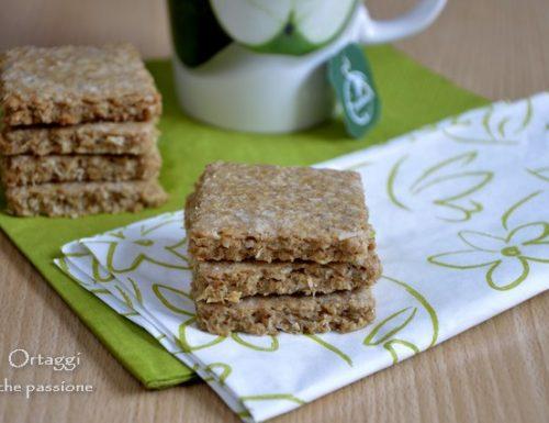 Biscotti integrali con olio di cocco, pasta frolla senza burro – due ricette