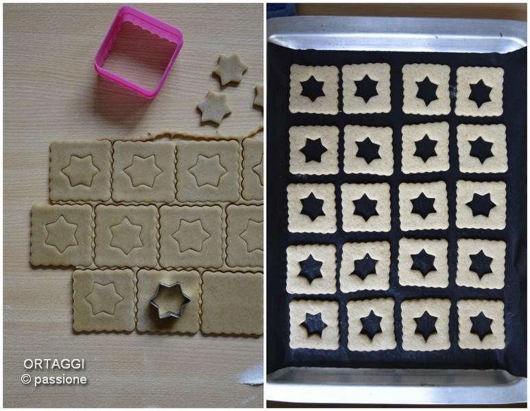 biscotti grano saraceno - preparazione