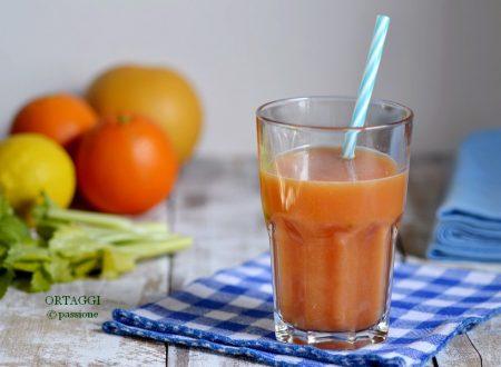 Succo di arancia, vari abbinamenti
