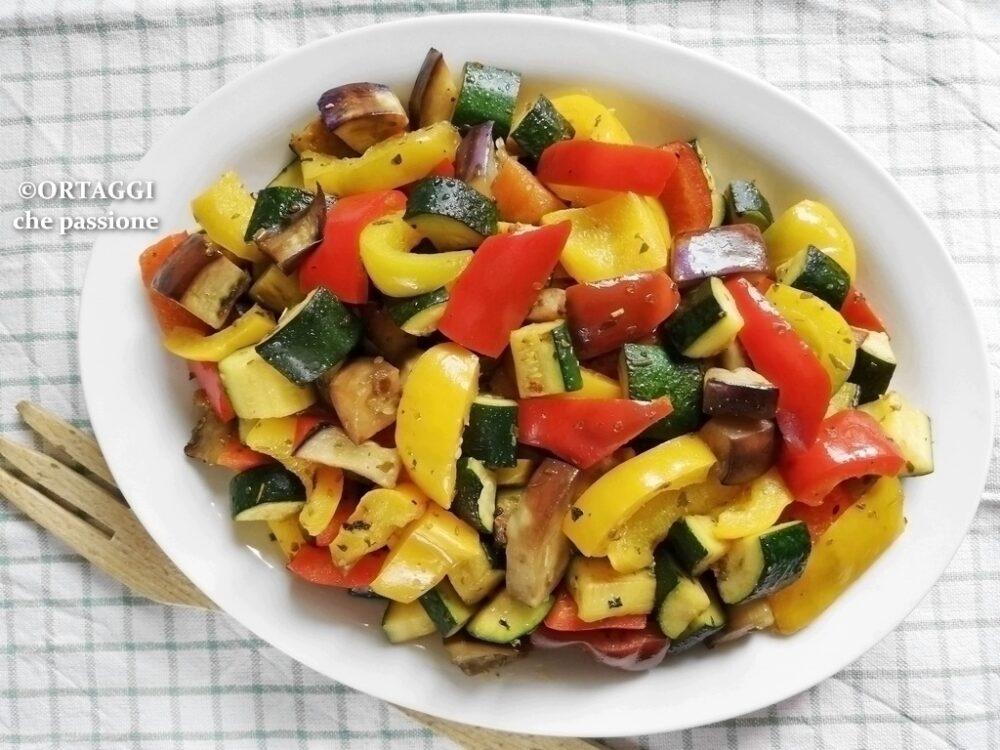 verdure saltate in padella con salsa di soia