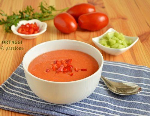 Gazpacho, ricetta spagnola veloce