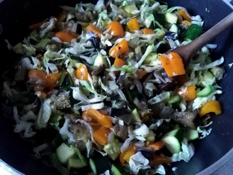 Verdure saltate in padella con ortaggi estivi ortaggi for Ortaggi estivi