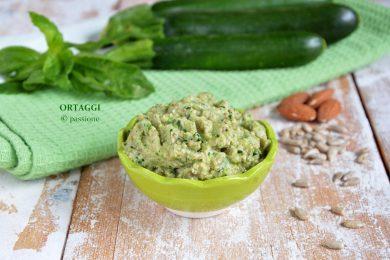 Pesto di zucchine, meglio crude o cotte?