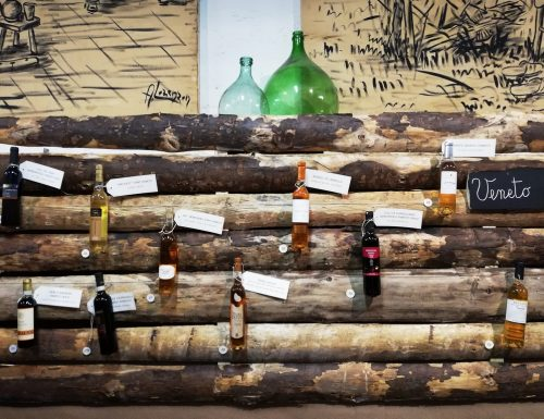 Refrontolo, Città del vino. Degustazione vini Passiti