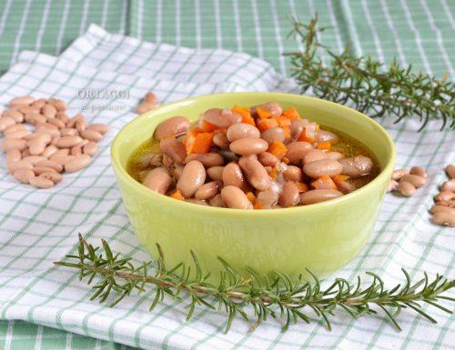 Zuppa di fagioli al cumino, ricetta