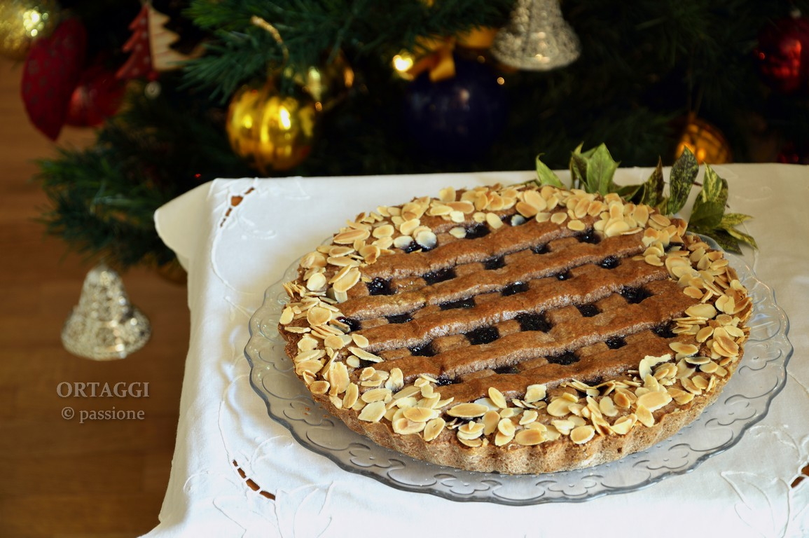Linzer torte ricetta alto atesina ORTAGGI © passione