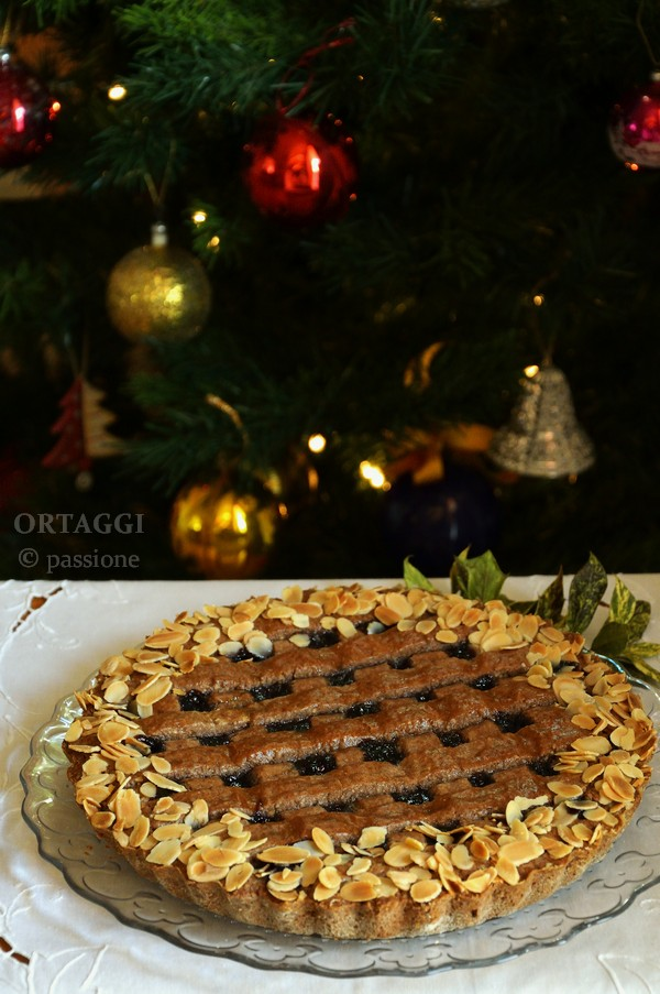 Linzer torte ricetta di Linz ORTAGGI © passione