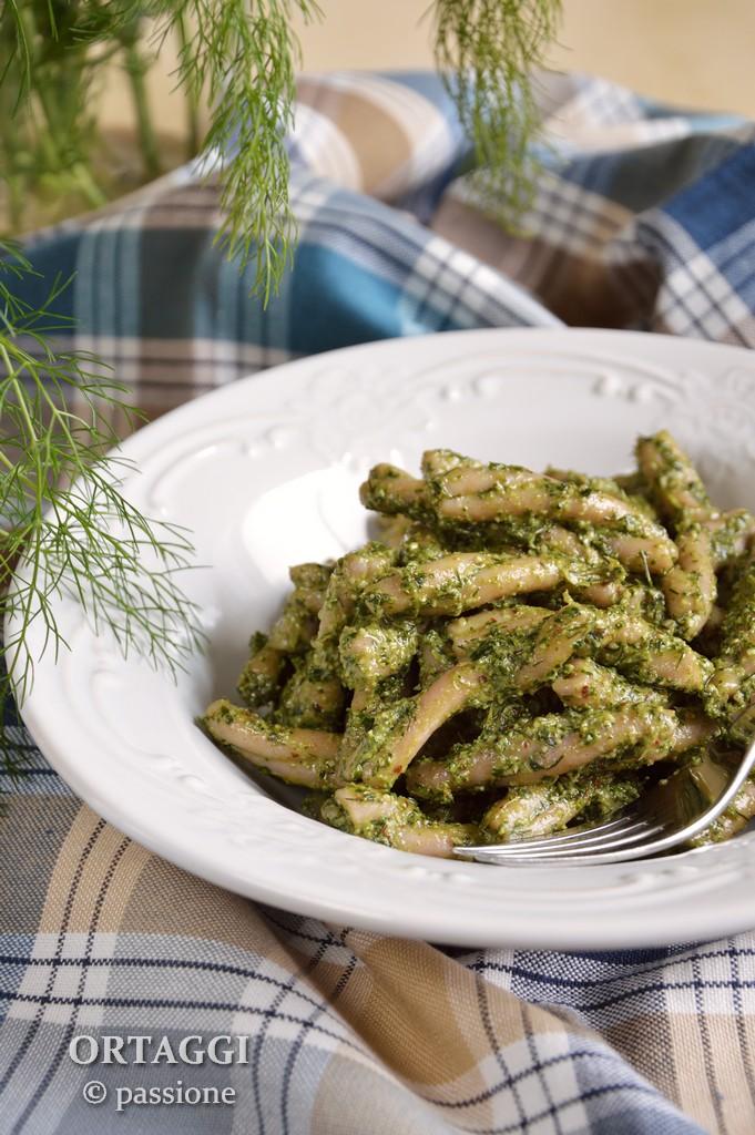 Pesto di Kale e finocchietto