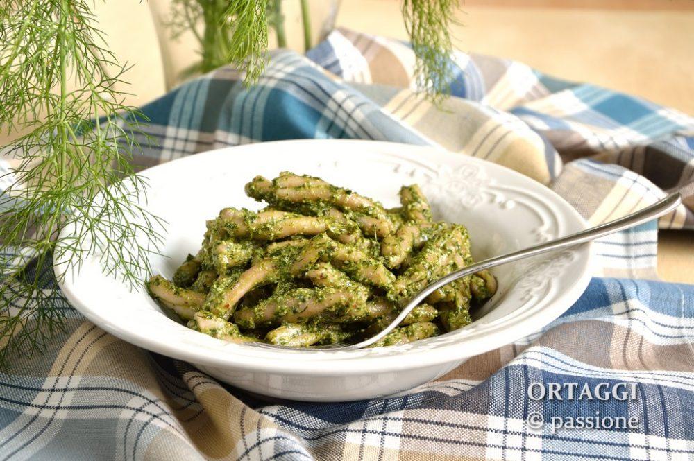 Pesto di Kale e finocchietto selvatico ORTAGGI che passione by Sara