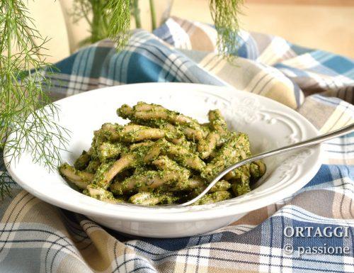 Pesto di Kale e finocchietto selvatico