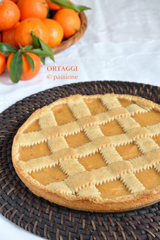 torta di mele cotogne, crostata ORTAGGI © passione