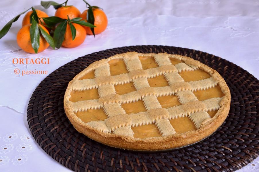 torta di mele cotogne, crostata ORTAGGI che passione by Sara