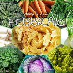 FEBBRAIO: elenco della verdura di stagione