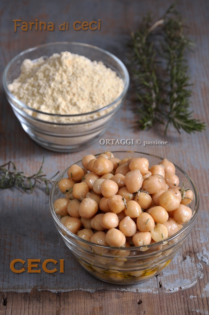 Come cuocere i ceci ORTAGGI © passione by Sara Grissino